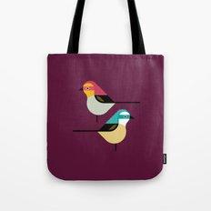 Prety Birds Tote Bag