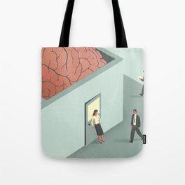 Brain Room Tote Bag