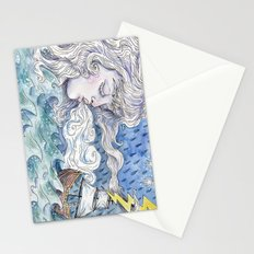 The Wind and The Sea Stationery Cards