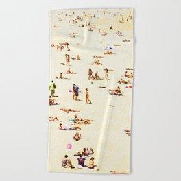Summer #society6 #decor #buyart Beach Towel