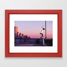 Jason Dill Framed Art Print