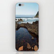 Cape Perpetua Tide Pool iPhone & iPod Skin