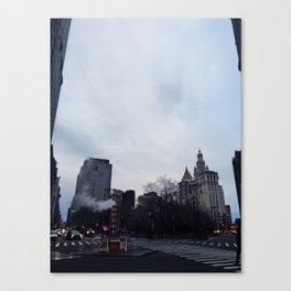 FiDi Views Canvas Print