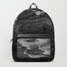 Lonely Fisherman Backpack
