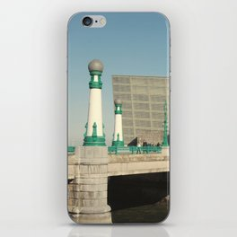 Kursaal Bridge iPhone Skin