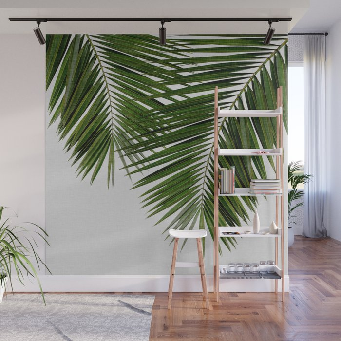 Palm Leaf II Wall Mural