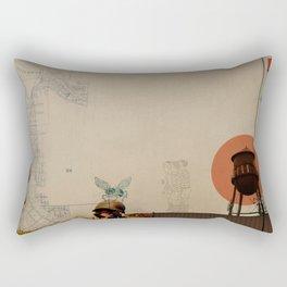 WaterTower Rectangular Pillow