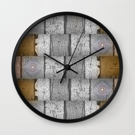 Tileset Wall Clock
