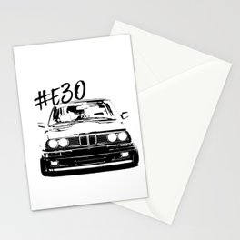 COOL E30 Stationery Cards
