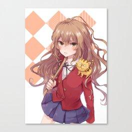 Toradora Taiga Aisaka Canvas Print