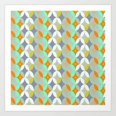 Geometric FUN Art Print