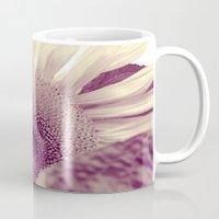 sunflower Mugs featuring Sunflower by Laake-Photos