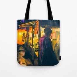 Jongro Up-close Tote Bag