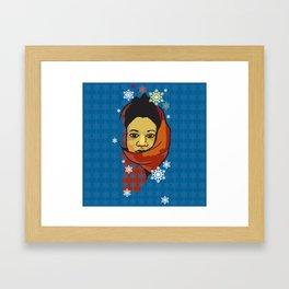 Hibernation Framed Art Print