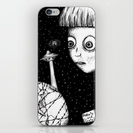 """""""Don't worry"""" - Anxiety and Gretel iPhone Skin"""