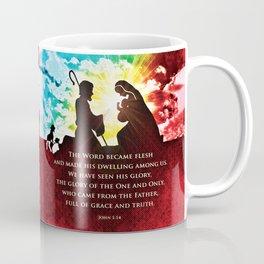 We Have Seen His Glory! Coffee Mug