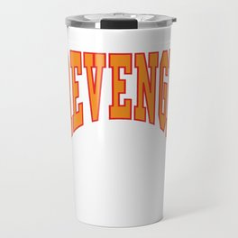 Revenge Drake Travel Mug