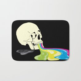 Running Out of Time Bath Mat