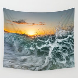 Emerald Spirits Wall Tapestry