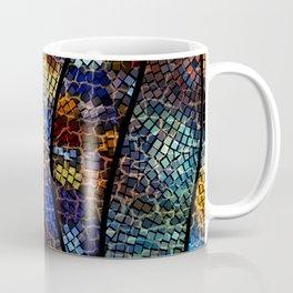 Mosaic Artwork Coffee Mug