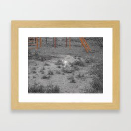 We're Everywhere Framed Art Print