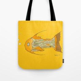 Francis the Fish Tote Bag