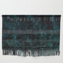 Stone Turquoise pattern Wall Hanging