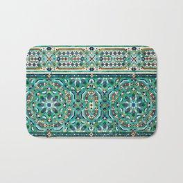 Moroccan Mosaic 2 Bath Mat