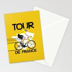 Tour De France Stationery Cards