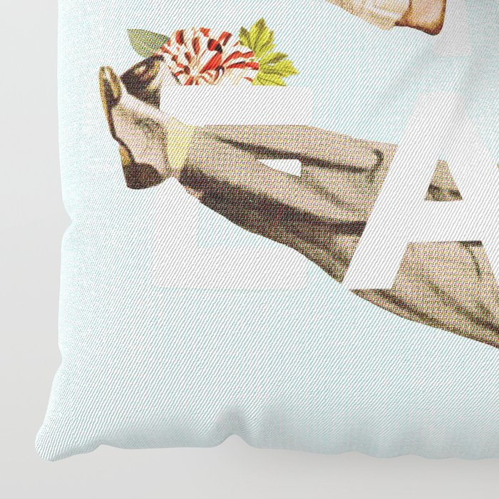 Take It Easy Floor Pillow