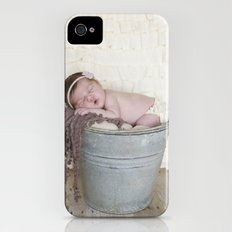 for B iPhone (4, 4s) Slim Case