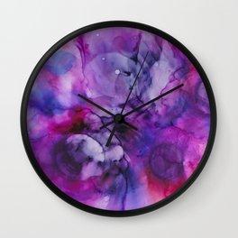 Ink 125 Wall Clock