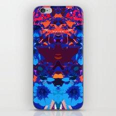 Calibrachoa iPhone & iPod Skin