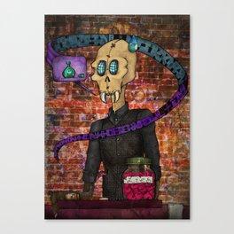 The Barkeep Canvas Print