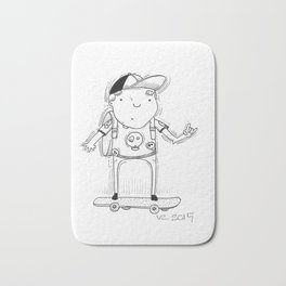 Ride Bath Mat