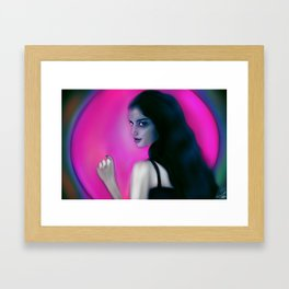 Iran BEAUTY Framed Art Print