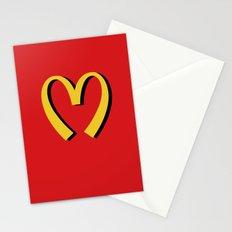 McDonald's MOSCHINO Stationery Cards