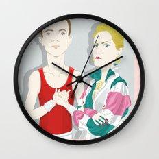 The Knife Wall Clock