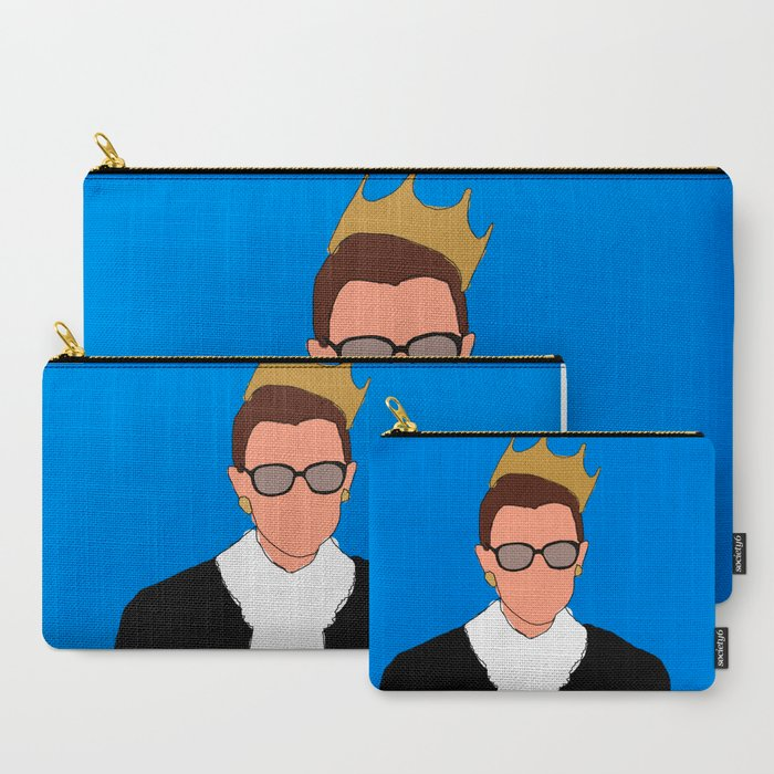 Notorious_RBG_CarryAll_Pouch_by_indelible_international___Set_of_3