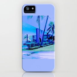 Swimming Hall of Fame, Fort Lauderdale, Fla.  iPhone Case