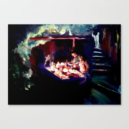 Intimate  Canvas Print