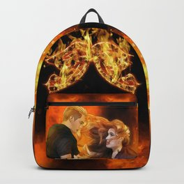 Clace heavenly fire Backpack