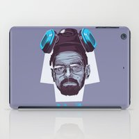 breaking bad iPad Cases featuring BREAKING BAD by Mike Wrobel