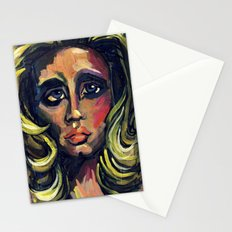 The Queen of Hearts  Stationery Cards