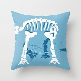 AT-ATACK! Throw Pillow