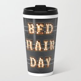 Bed Hair Day - Bulb Travel Mug