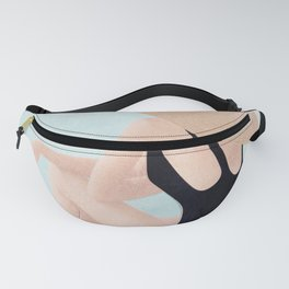 On the edge of the pool Fanny Pack
