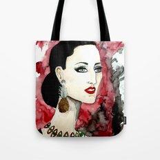 Rossy Tote Bag
