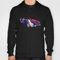 Shaguar (on Union Jack) Hoody