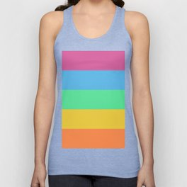 Just colors Unisex Tank Top